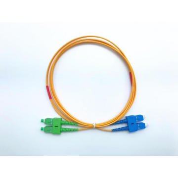 Professional Factory  SC Fiber Optic Patch Cord