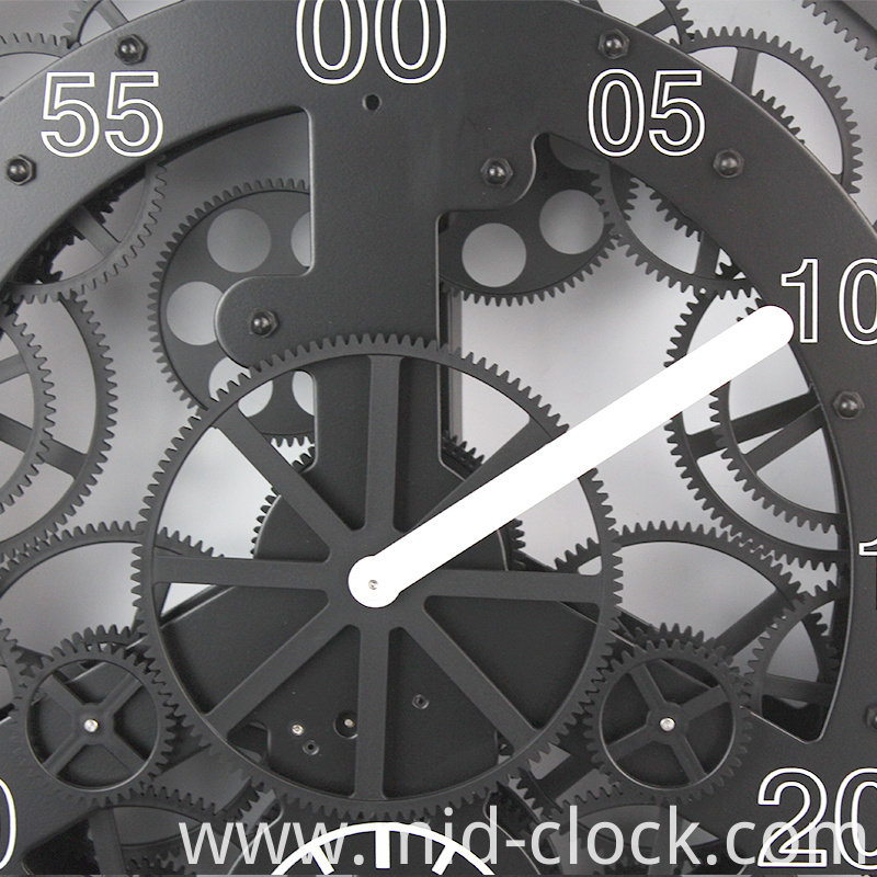 Large Decorative Clock