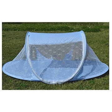 Folding Baby Mosquito Net Crib Beach Play Tent
