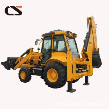 2018 New arrival 3Ton Tractor small backhoe loader
