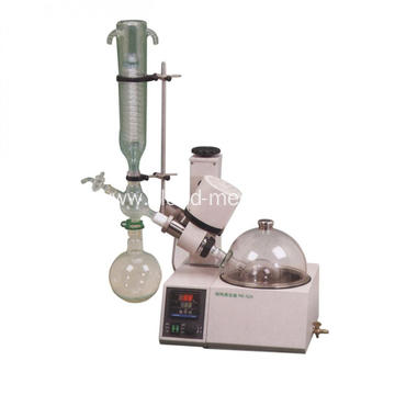 Innovative Vacuum Distillation Of Mini Rotary Evaporator