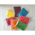 Eco-friendly color Indian Holi Festivities Gulal powder