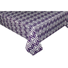 Elegant Tablecloth with Non woven backing Outdoor Table