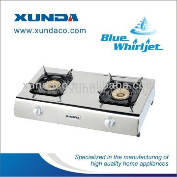 Double Burner Portable Gas Stove