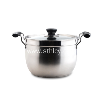 Food Grade Stainless Steel Professional Sauce Pot