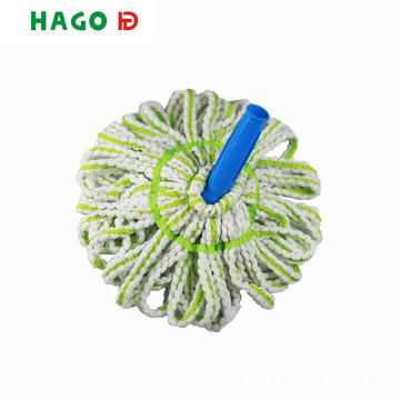 High Absorbent Microfiber Mop Head Easy Replace Mop