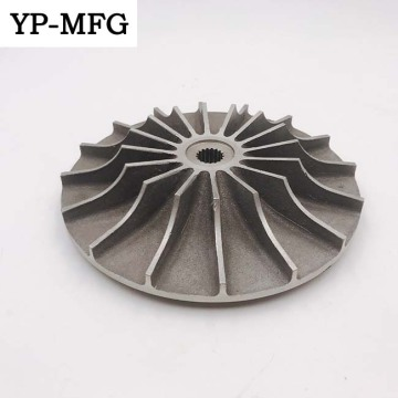 CNC steel machining custom high quality body parts