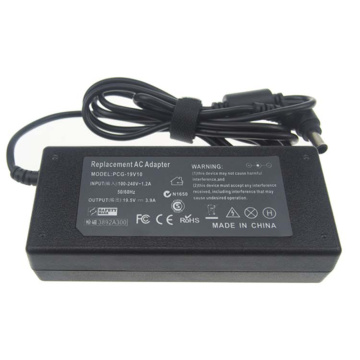 76W 19.5V 3.9A Laptop Power Charger For SONY