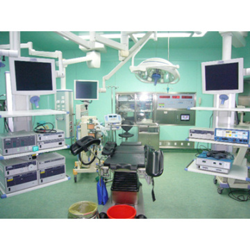 HD surgery teach recording and broadcasting system