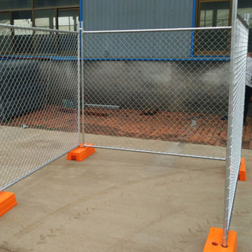 Portable Temporary Construction Fence Panels