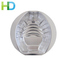 Hot selling attractive price for Street Lamp Reflector 78%-88% reflective rate aluminium lamp cover reflector export to Belgium Manufacturer