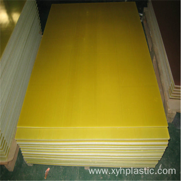 Yellow 3240 Epoxy Fiber Sheet/board