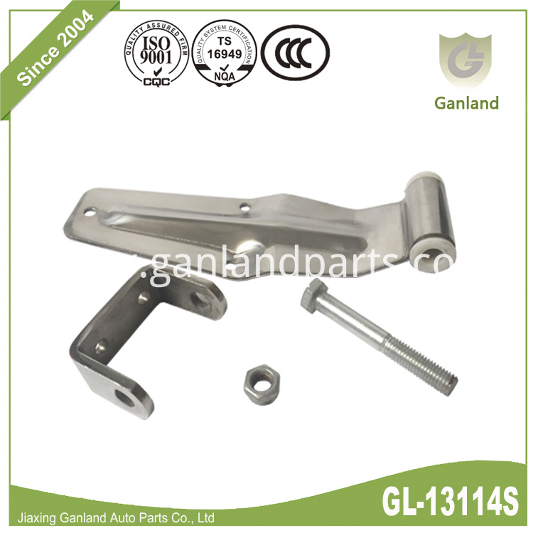 Bracket stainless steel hinge GL-13114SY4
