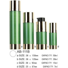 Professional for Airless Lotion Bottle Airless Lotion Bottle AB-111B supply to Western Sahara Manufacturer
