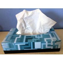 Big discounting for Hotel Facial Tissue Box 100% Virgin Pulp facial box tissue supply to Suriname Factory