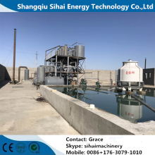New Delivery for Waste Tire Oil Distillation Plant,Oil Distillation To Diesel Plant Manufacturers and Suppliers in China Refine Waste Tire Oil By Distillation Plant supply to Bosnia and Herzegovina Wholesale
