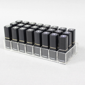 Acrylic Makeup Lipstick Organizer Holder