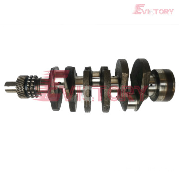 ISUZU 3KC1 crankshaft main bearing
