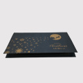 Folding Stereoscopic Fancy Paper Thanks Card