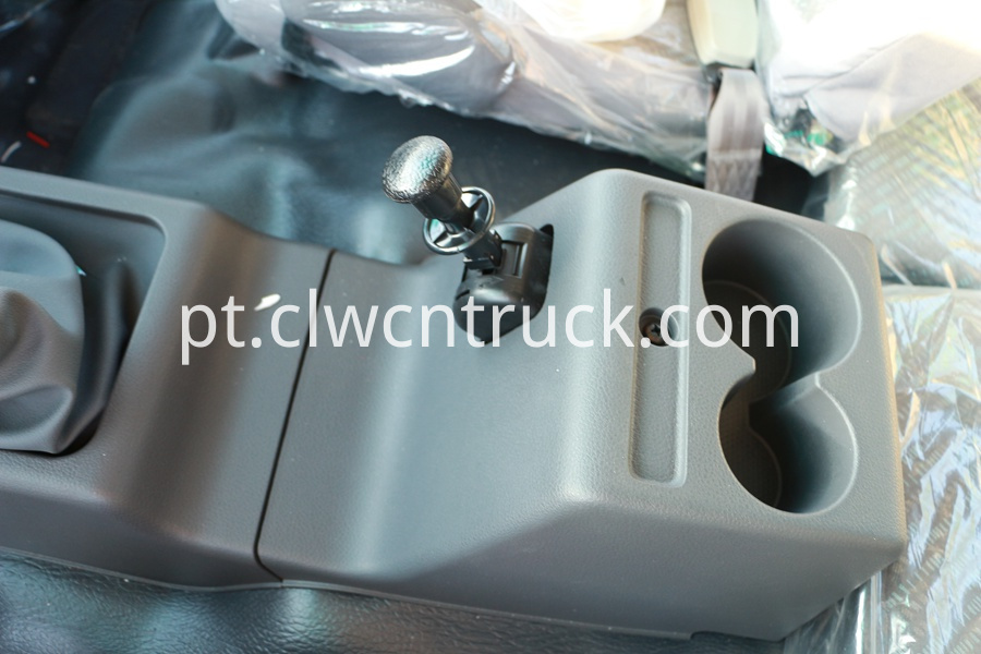 water delivery truck chassis 6