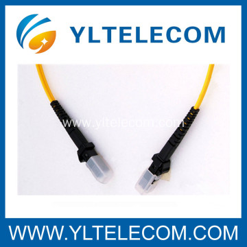 OEM manufacturer custom for Fiber Optic Patch Cord Fiber Jumper Cord MTRJ OM2 OM3 OM4 CATV system FTTH data center export to Romania Supplier
