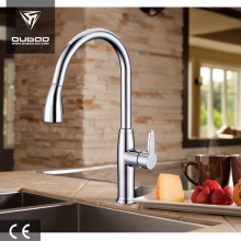 China Professional Supplier for Chrome Finished Kitchen Faucet Wholesale Zinc Alloy Pull Out Tap export to Netherlands Factories