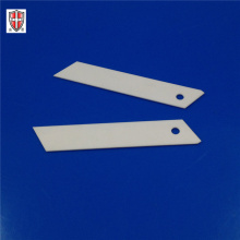 carboard box tape zirconia ceramic cutter blade