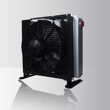 Hydraulic 24V fan air oil cooler