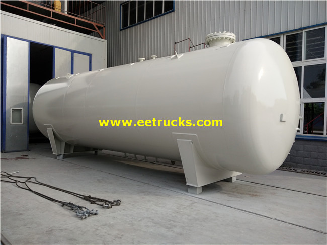 25T Domestic Bulk Propane Vessels
