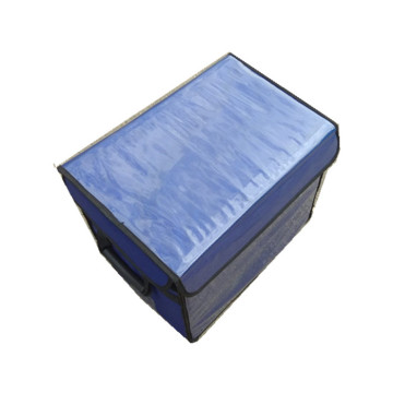 Folding Insulation Cooler Box For Medicine Storage Transport