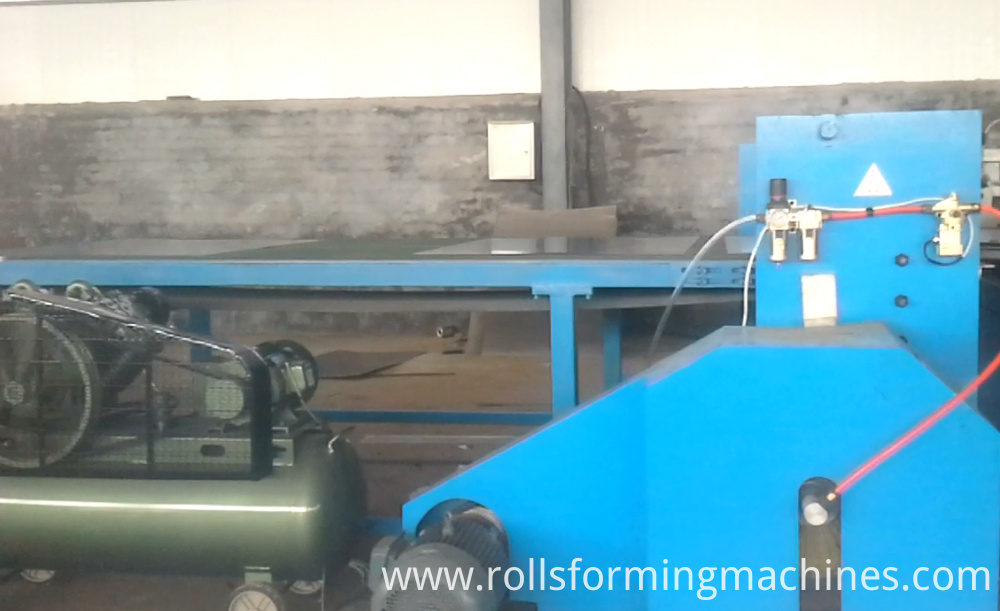 transmisson table of cut to length machine