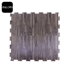 Wood Grain EVA Foam Floor Puzzle Mats