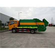 HOWO 12 CBM Refuse Collection Trucks