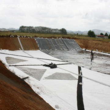 Dimensionally Stable and Highly Permeable Geotextile