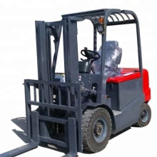 New type 4 wheels 2-ton electric forklift truck