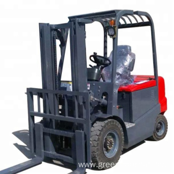 high quality battery operation 2.5 ton forklift