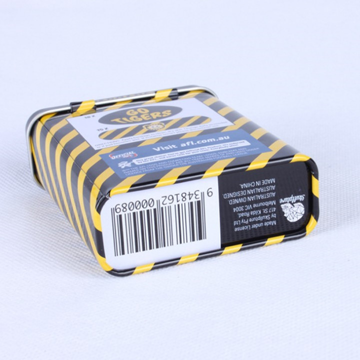 Customer Tin Small Rectangular Box
