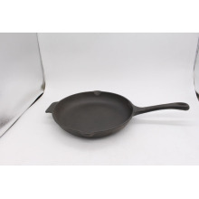 Reliable for Cast Iron Skillet Cookware Set Cast Iron Skillet With Logo Design supply to Russian Federation Factories