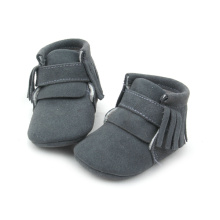 China for Baby Leather Boots Baby Boy Shoes Handmade Kids Boots supply to India Factory