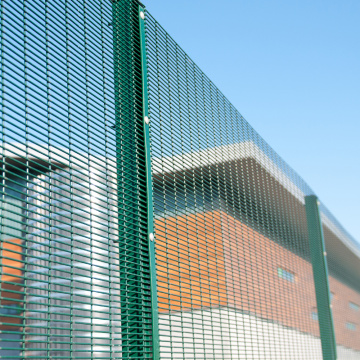 358 High Security Steel Mesh Fencing