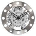 Decorative Large Size Gear Wall Clock