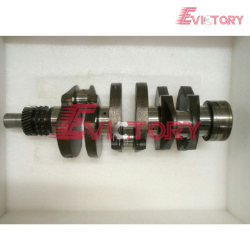 ISUZU 3KR2 crankshaft main bearing