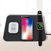 QI Wireless Charger 5 in 1 Charging Stand Holder Dock