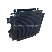 New Fashion Design for Generator Oil Cooler Bar-plate Brazed Aluminum Heat Exchanger for Wind Power export to Yugoslavia Exporter