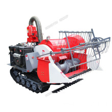 Wheat Harvester Combine Machine Price Factory Direct 4LZ-0.8