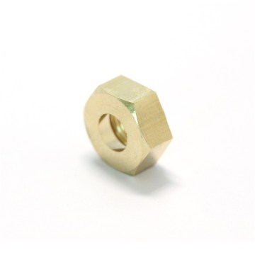 Customized Brass m4 Hexagon Insert Nuts