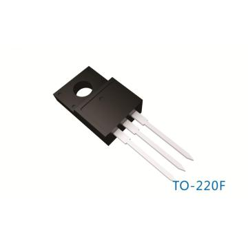 650V 7A TO-220F N MOSFET