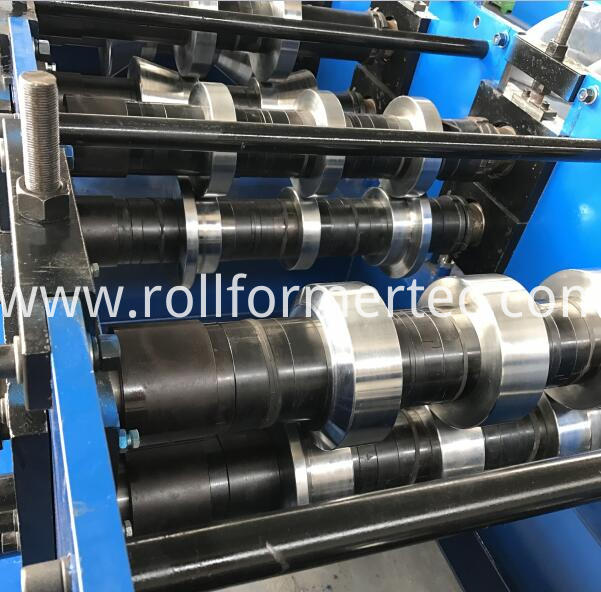 adjustable roll forming C Section Floor Beam rolling forming machine
