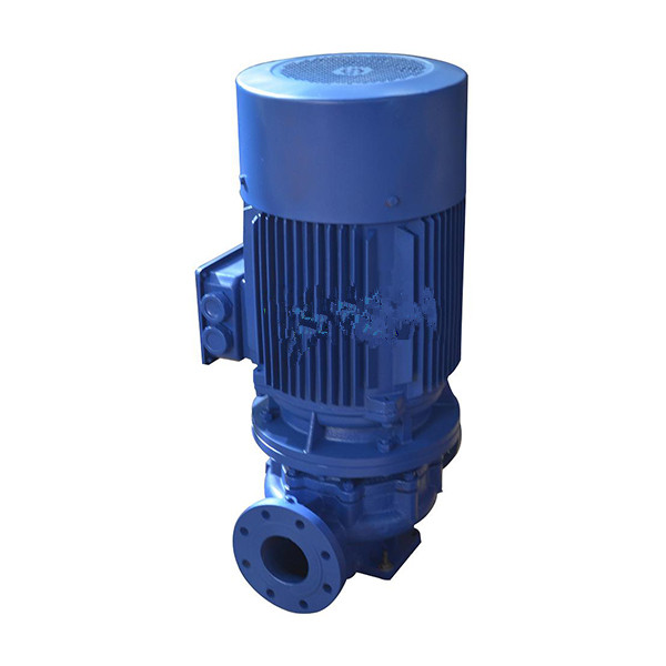 IRG  single-suctionvertical hot water pump