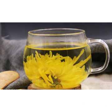 chrysanthemum flower good tea